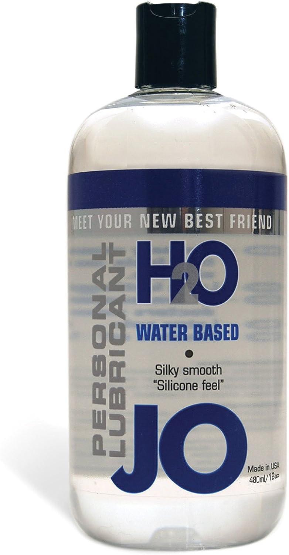 System Jo H2O Lubricant Max 54% OFF Sale item 16 oz -