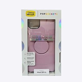 غطاء حماية لهاتف ايفون 11 برو ماكس من اوتربوكس، لون زهري