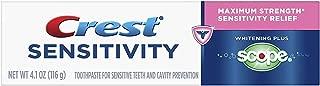Crest Sensitivity Whitening Plus Scope Minty Fresh 4.1 oz (Pack of 4)