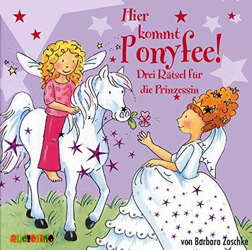 Hier kommt Ponyfee: Drei Rätsel für die Prinzessin, Audio-CD