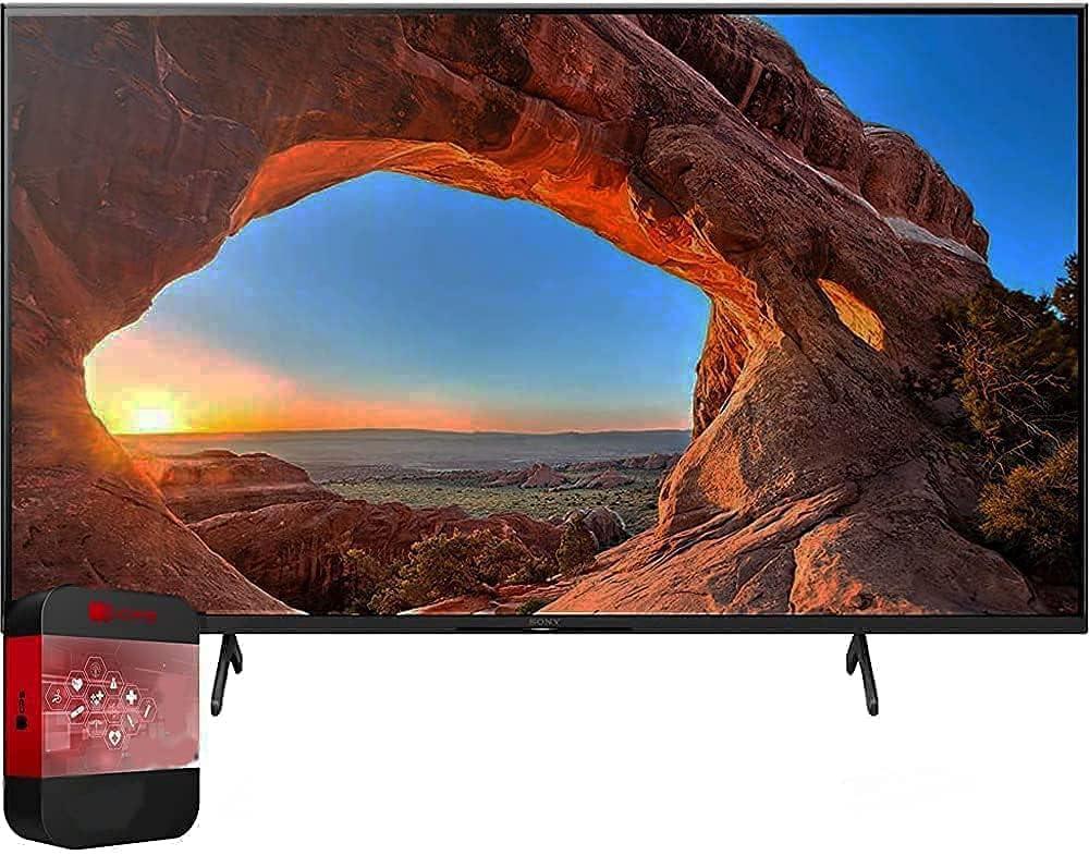Sony KD65X85J 65 inch X85J 4K Ultra 2021 TV Model B Manufacturer regenerated product LED HD 1 year warranty Smart