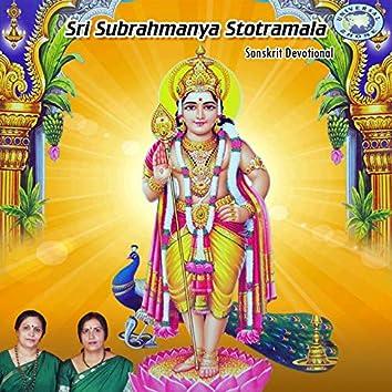 Sri Subrahmanya Stotramala