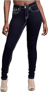 True Religion Womens Jennie Curvy Skinny Jean Jeans