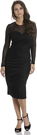 Vive Maria Minette de Minuit Dress Black