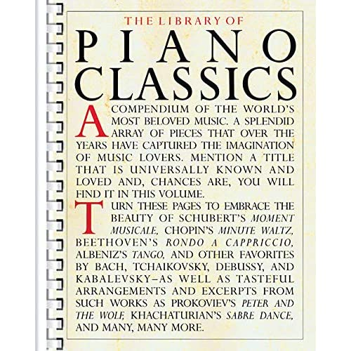Piano Sheet Music: Amazon com