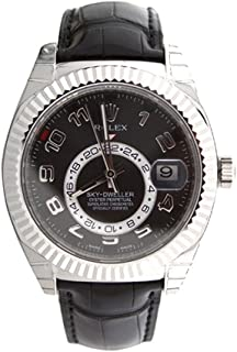Best rolex sky dweller white gold for sale Reviews