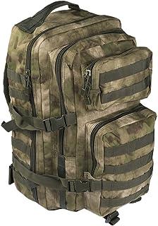 Mil-TACS 3 DAY Assault US Pack Molle Bag Rucksack | Backpack MILTEC | US Asssault 36L LARGE Verde Militar | Mochila táctic...