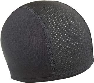 MIS1950s Elastic Beanie Dome Cap Sweatband Moisture Wicking Cooling Skull Cap Inner Liner Helmet