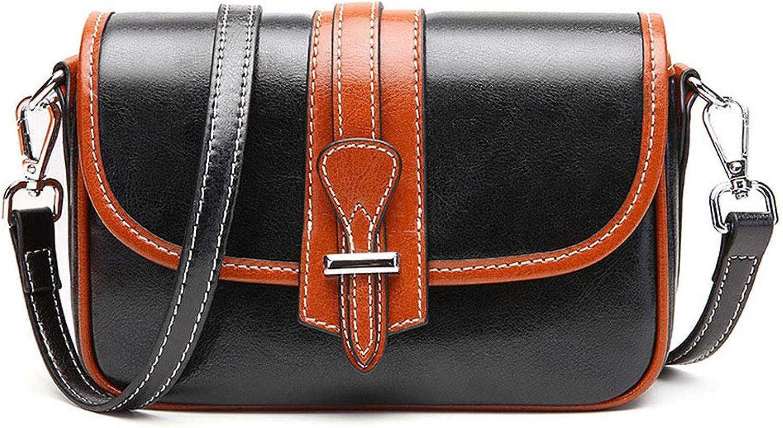 Onzama Women Cowhide Leather Shoulder Bag Small Clutch Purse Designer Envelope Crossbody Handbags
