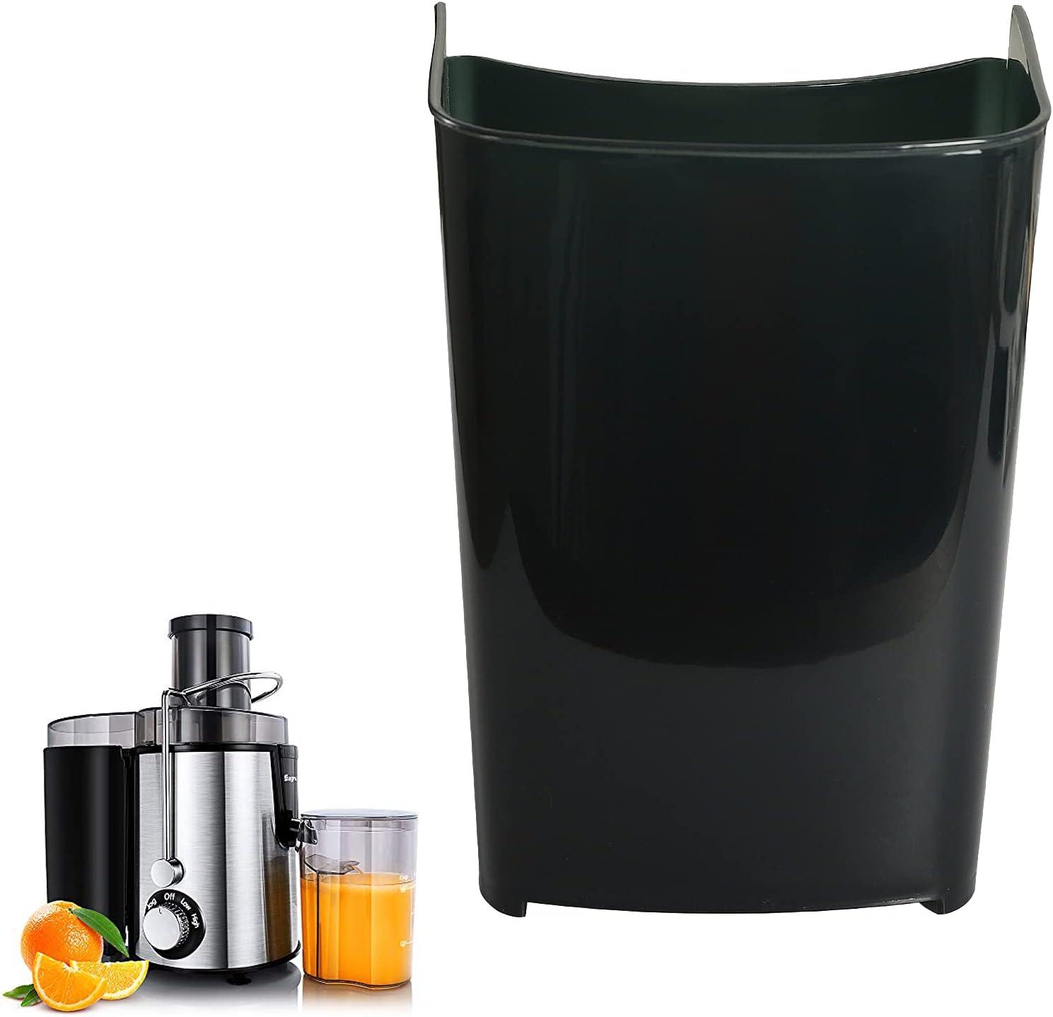 Pulp Collector Basket Replacement for Jack Lalanne Power Juicer CL003AP MT1000 Juicer Parts (Black)