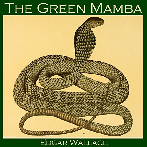 The Green Mamba  By  cover art