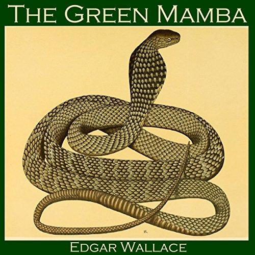 The Green Mamba cover art