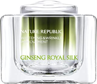 Nature Republic Ginseng Royal Watery Cream 60ml, Brightening, wrinkle care