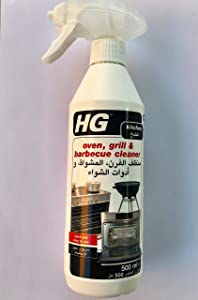 HG Oven, grill & babecue cleaner from Netherlands
