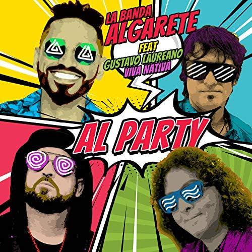 La Banda Algarete feat. Gustavo Laureano & Vivanativa