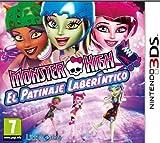Monster High: El Patinaje Laberíntico