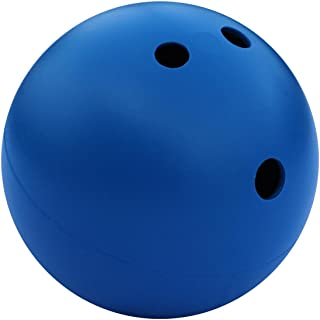 Indestructible Bowling Ball for Dogs | Tough Ball for Chasing, Herding, Retrieving | Hard Plastic