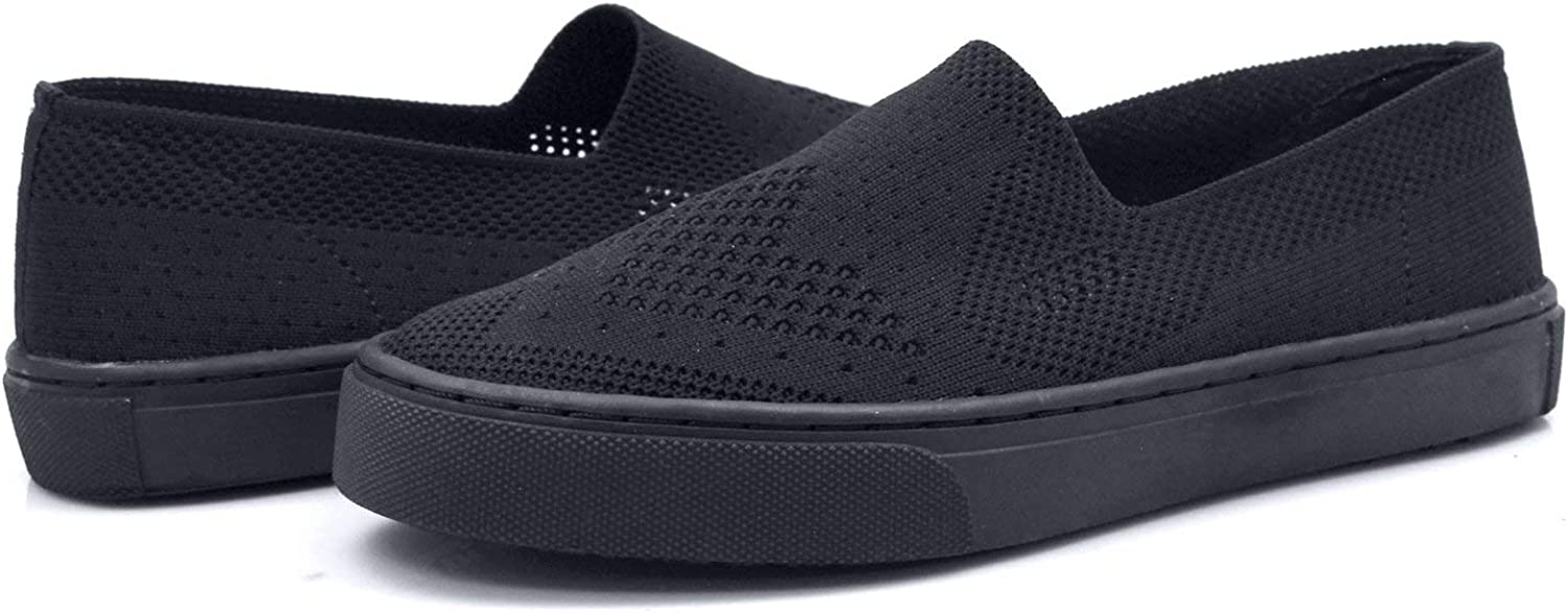 Laforst Women's Jazz Slip-Resistant Knit Slip-On