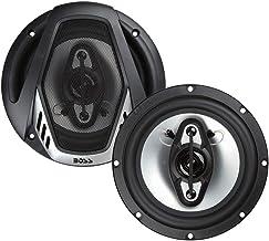 BOSS Audio Systems NX654 Car Speakers – 400 Watts Per Pair, 200 Watts Each, 6.5..