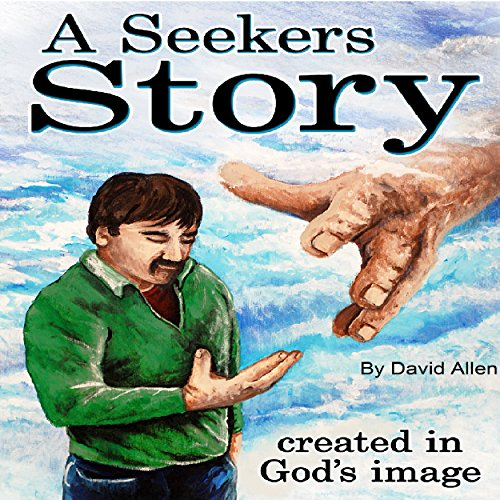 A Seekers Story audiobook cover art