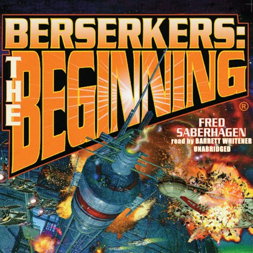 Berserkers audiobook cover art