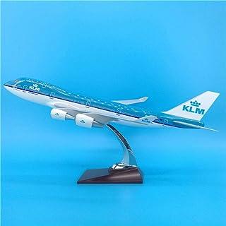 47Cm樹脂Klm B747航空機モデルダッチエアラインモデルダッチボーイング747航空機エアバスブースKlm