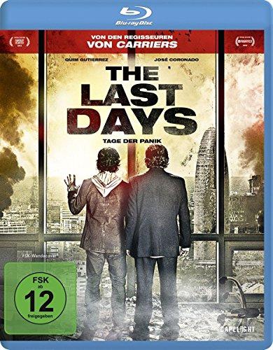 The Last Days - Tage der Panik [Blu-ray]