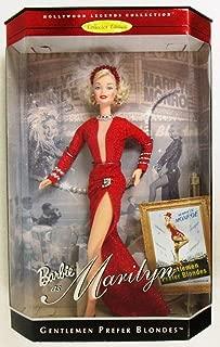 Barbie as Marilyn in