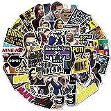SHUYE TV Show BrooklynStickers Skateboard Guitar Suitcase Freezer Motorcycle Graffiti DIY Joke Decal Sticker50Pcs