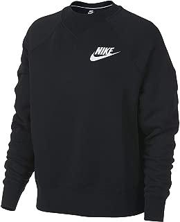nike crew neck sweatshirt womens
