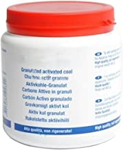 Spares2go Charcoal Carbon Filter Refill Activated Granules For Leisure Cooker Hood 480g