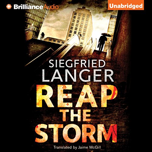 Reap the Storm audiobook cover art
