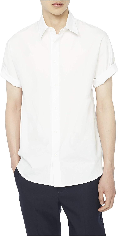 Finally resale start 3.1 Phillip Lim Short Buttondown Sleeve Shirt free
