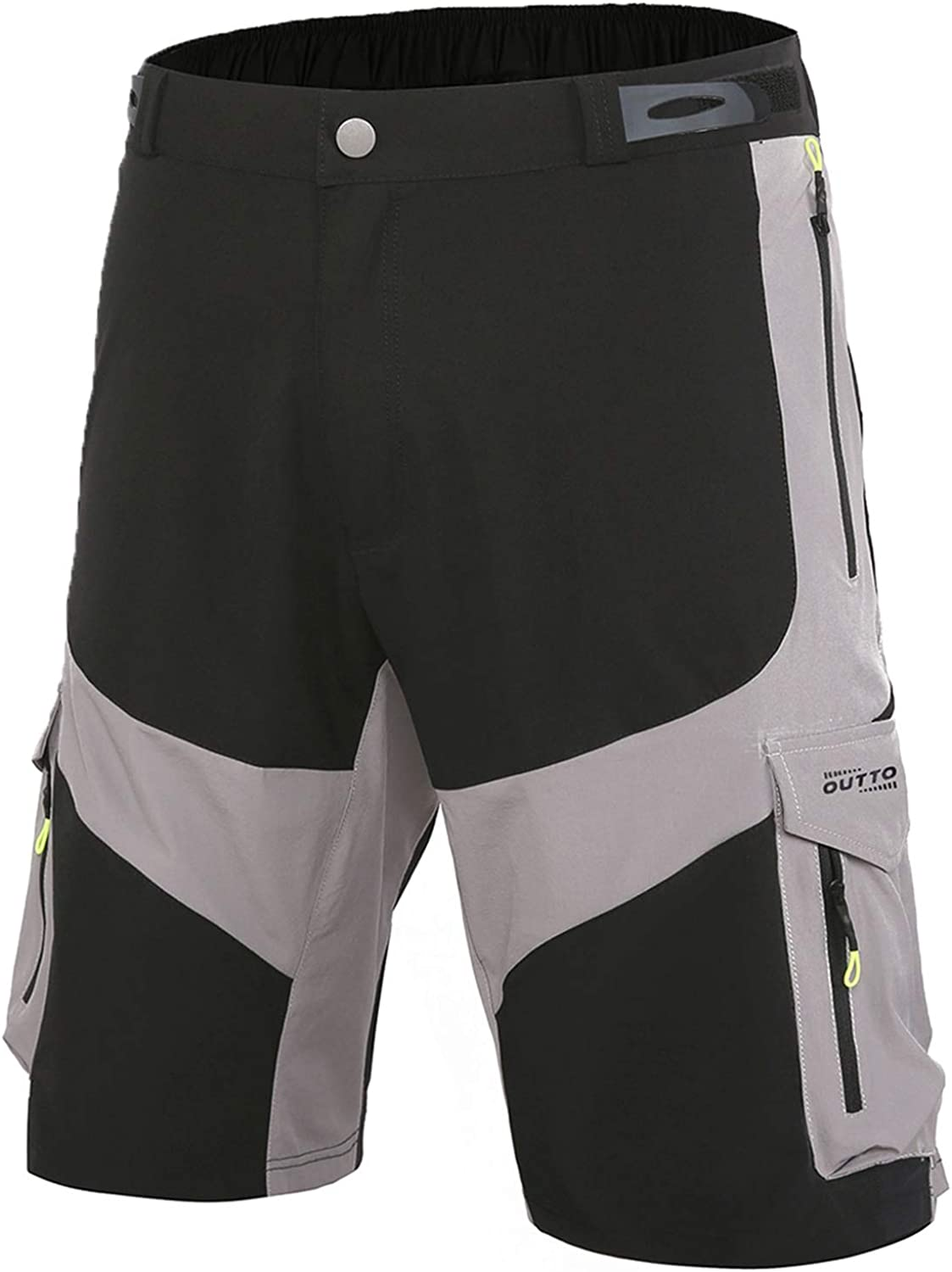 Outto Long Beach Mall Men's Cycling Shorts Baggy with Cargo Moutain Los Angeles Mall Bike