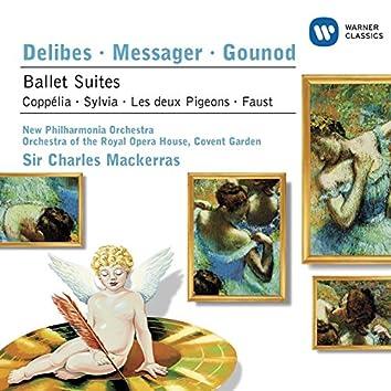 Delibes/Messager/Gounod : Ballet Music