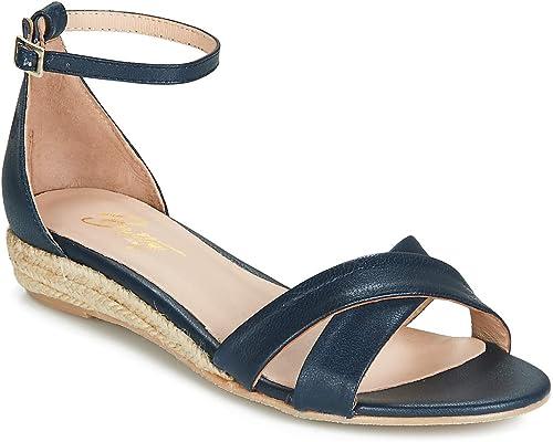 betty london JIKOTIVE Sandalen Sandaletten Damen Marine Marine Marine Sandalen Sandaletten  Marke
