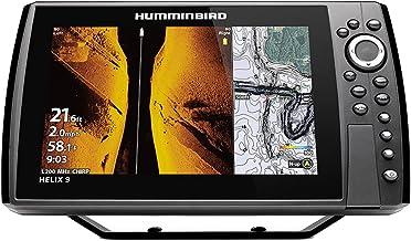 Humminbird 411380-1CHO Helix 9 Chirp MEGA SI+ GPS G4N CHO (Control Head Only) Fish Finder