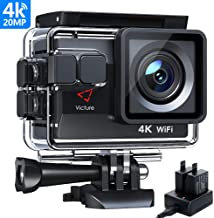 10 Mejor Action Camera 4k Ultra Hd Manual Español de 2020 – Mejor valorados y revisados