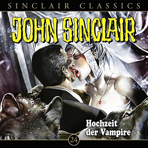 Hochzeit der Vampire audiobook cover art