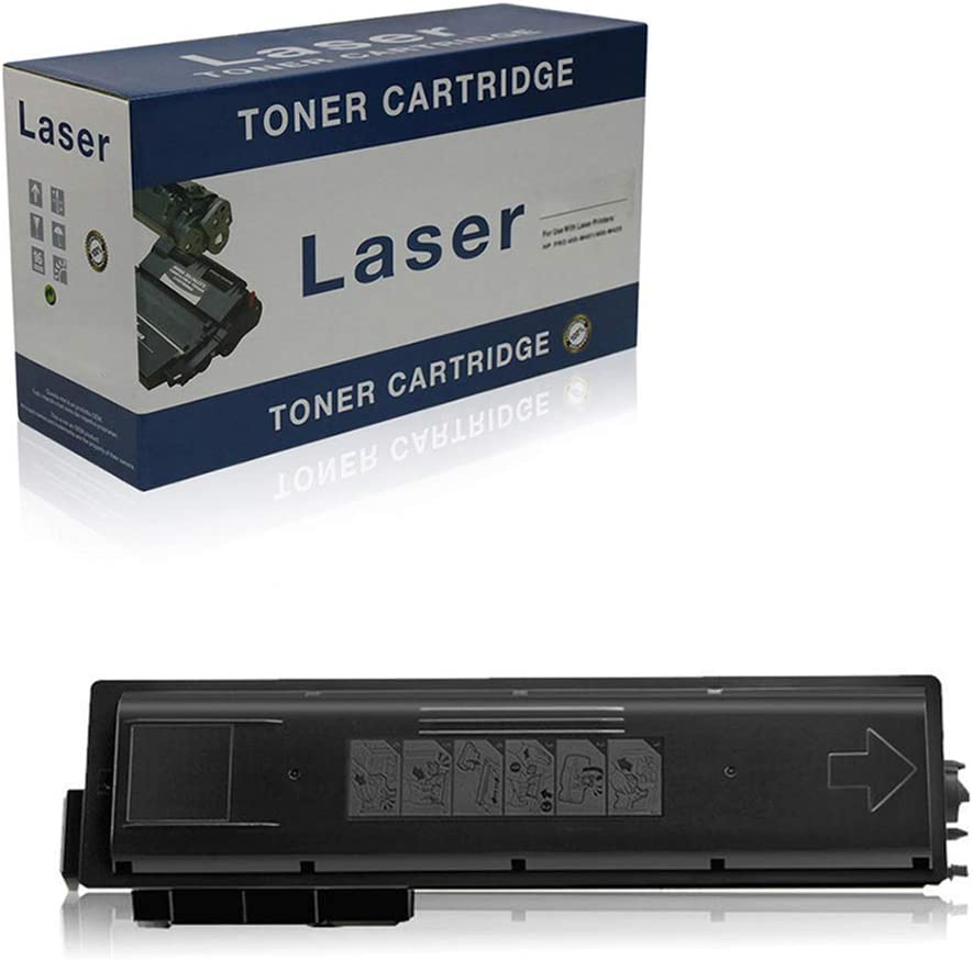 Compatible Toner Cartridges Replacement for Kyocera TK-4128 TK4128 for Use with Kycoera Taskalfa 2010 2011 Printer,Black,1 Pack