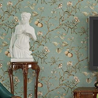 Adesivi mobili autoadesivi impermeabili carta da parati 0.61 5M adesivi murali paste film per soggiorno parete sfondo TV verde chiaro