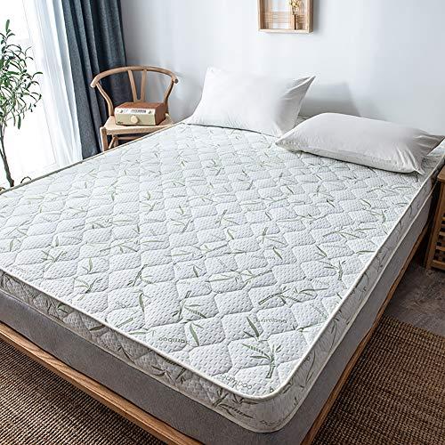 Plegable Espesado Colchón Tatami Almohadilla, Respirable Dormitorio...