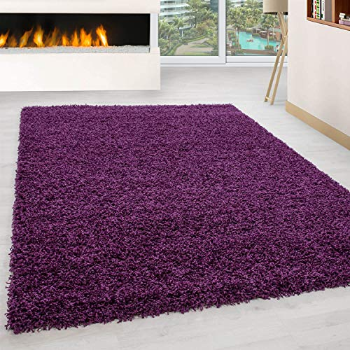 Ayyildiz Teppich Life 1500 Violet - Tapis - 80 x 150
