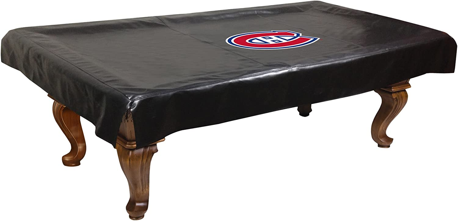 Holland Bar Stool NHL Montreal Canadiens Billiard Table Cover, 7-Feet