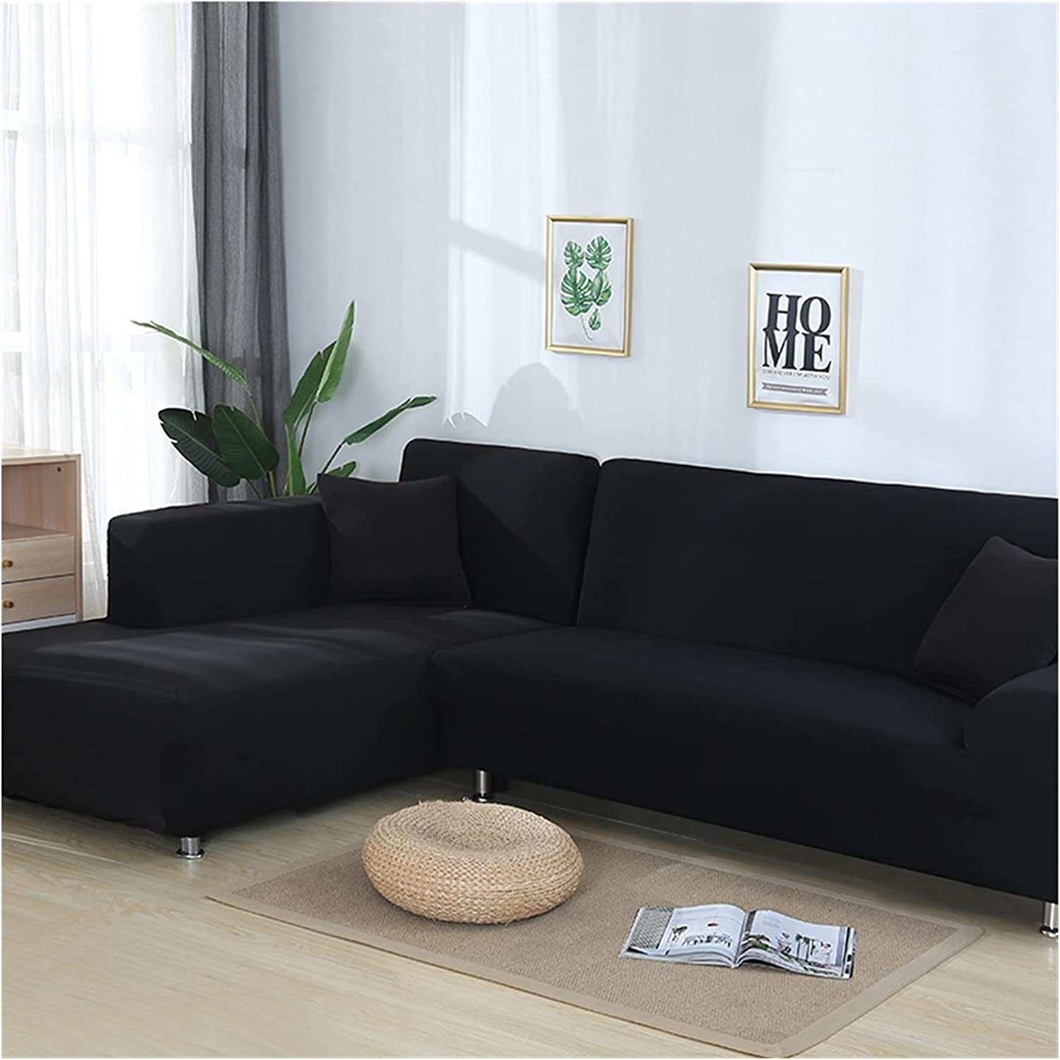 JDKJ Corner Sofa Covers for Elastic Living Slipcovers Couch Spring new work one after another Sale price Room