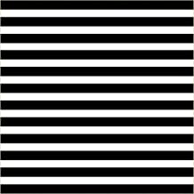 Kate 8X8ft (240cmX240cm) Black and White Striped Background for Baby Photography Backdrops Photo Backdrop(with Pocket)