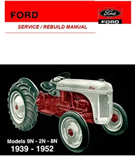 Ford 8n Tractor Rebuild / Service Manual - Coil Binding
