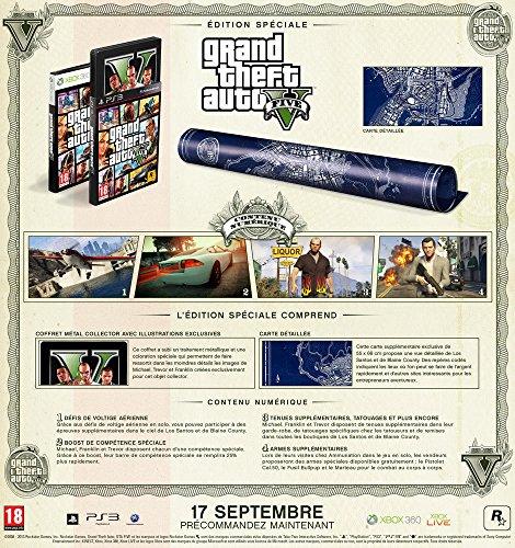 Grand Theft Auto V - Edition Spéciale Exclusivité Micromania