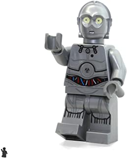 LEGO Star Wars Advent Minifigure - C-3PO Droid Silver (75146)