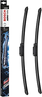Online Automotive WBCNZX16 1001 Front Standard Windscreen Wiper Blades Set of 2